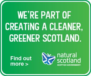 We're part of creating a cleaner, greener Scotland