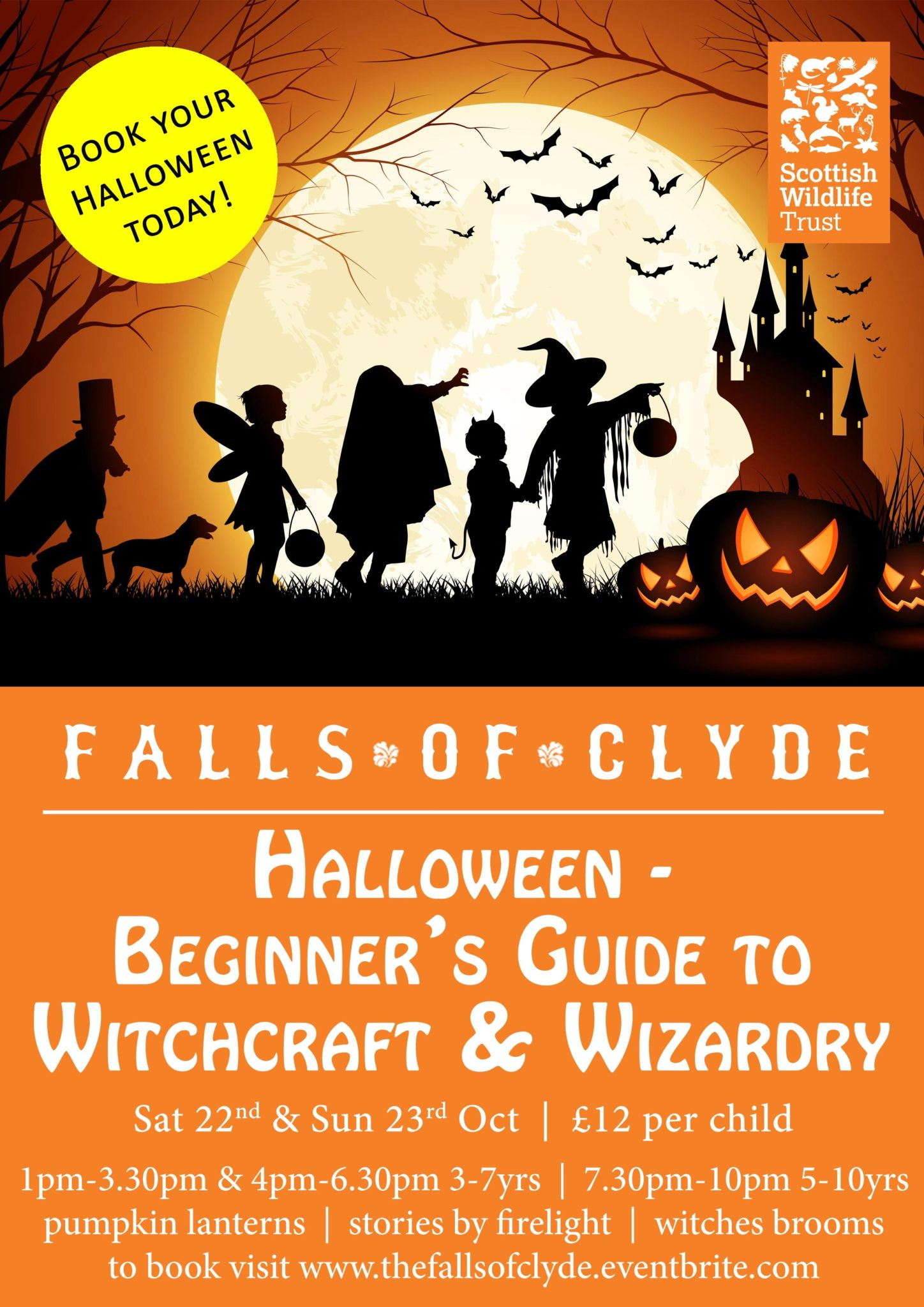 halloween beginner s guide to witchcraft and wizardry scottish