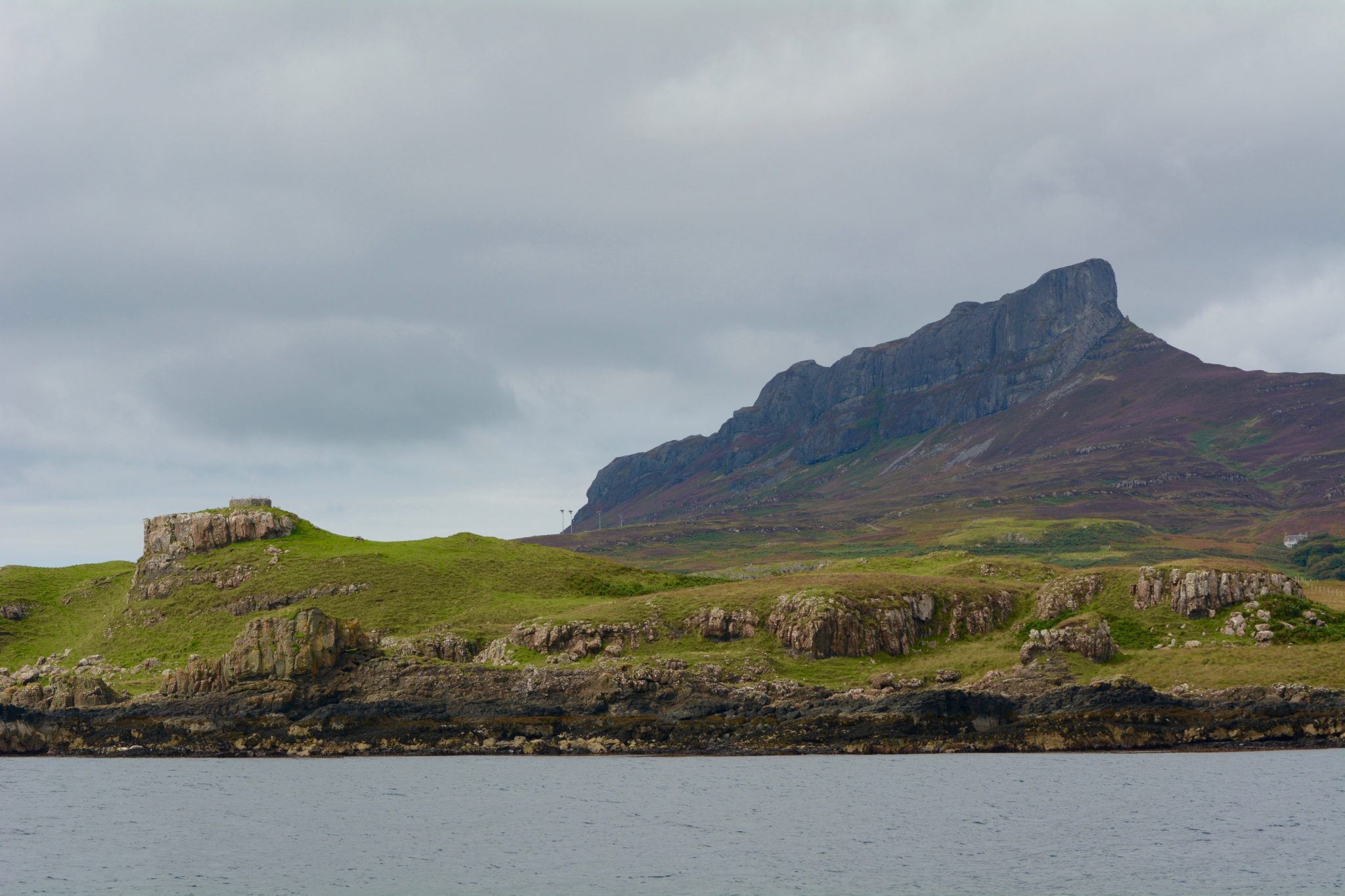 Isle Of Eigg Scottish Wildlife Trust