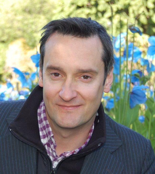 Jonny Hughes, Chief Executive
