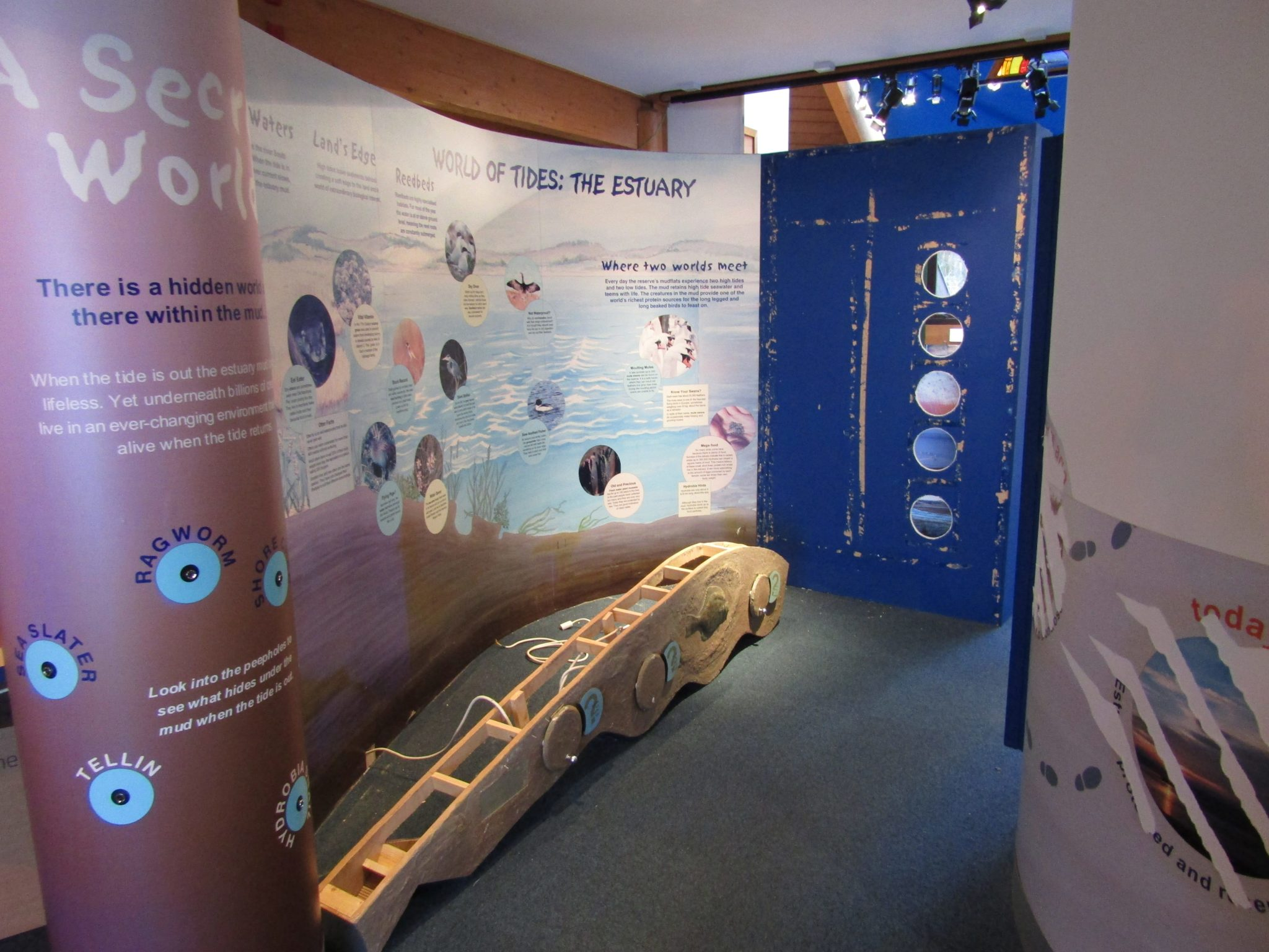 What is new at the Visitor Centre?