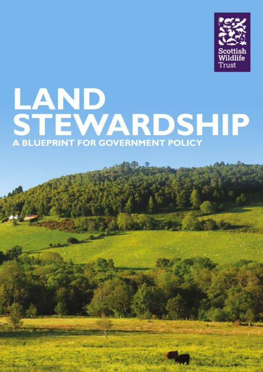 Land Stewardship Policy front cover