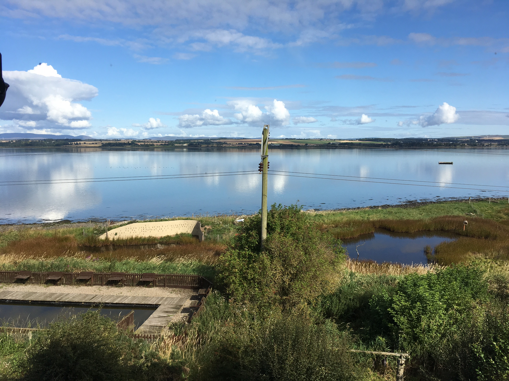 When is the best time to visit Montrose Basin?