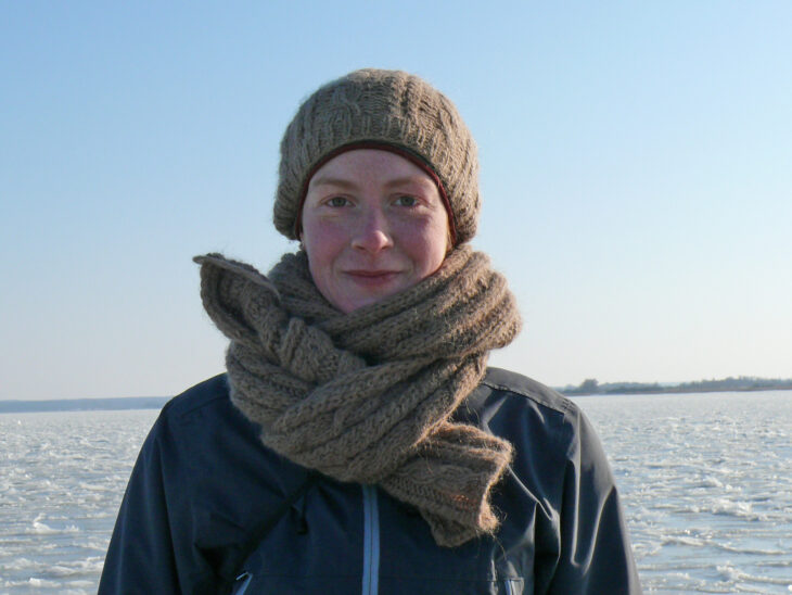 Linnea Hindriks is our Handa Ranger for 2019 © Thea Courtial