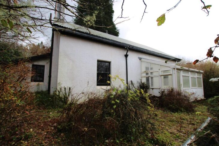Net proceeds from this unique refurbishment property will come to the Scottish Wildlife Trust