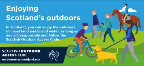 #RespectProtectEnjoy – responsible access in the outdoors
