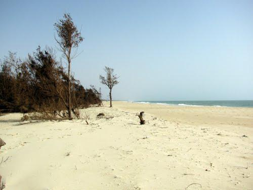 Senegal beach