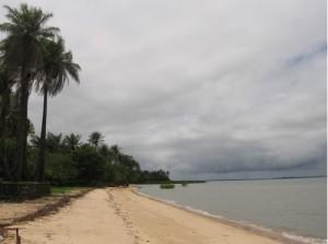 Guinea Bissau Beach