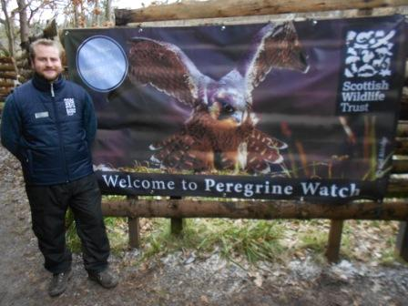 Adam the new Peregrine Ranger