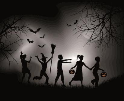 Prepare for a night of spooky stories and terrifying tales at the Falls of Clyde!