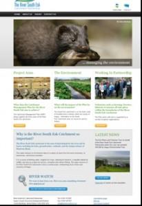 New South Esk Partnership website (c) South Esk Partnership