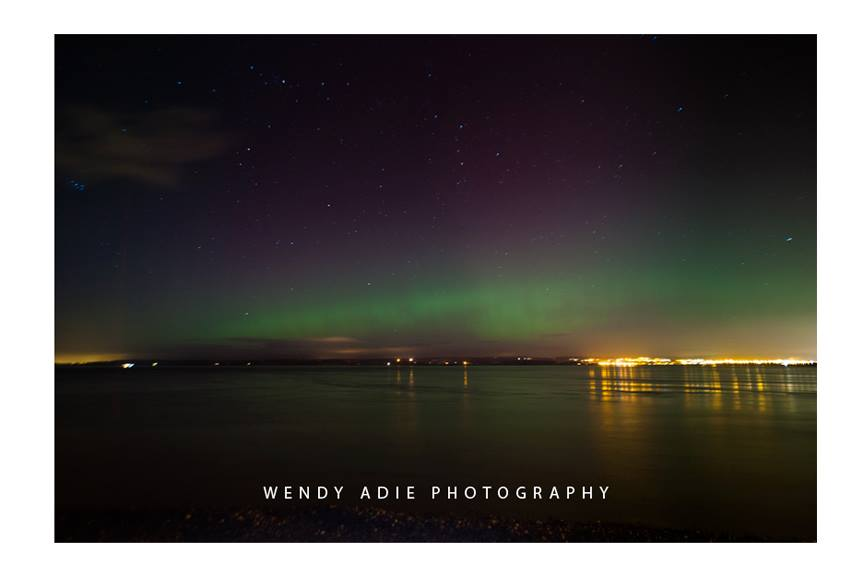 Northern Lights (c) Wendy Adie