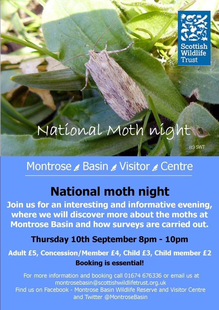 National Moth night
