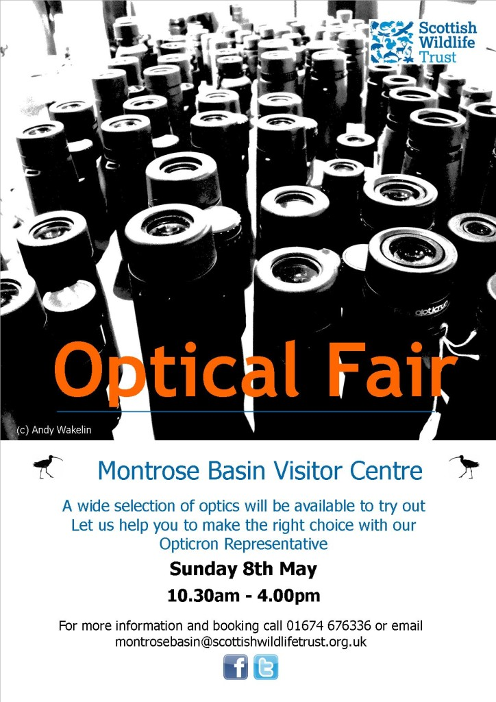 Optical Fair May 2016